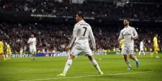 Ronaldo grijpt fraai record, maar Real Madrid morst