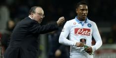 Napoli ziet voetbalwet in werking treden in Turijn