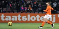 Oranje-vrouwen boeken late overwinning in Noorwegen