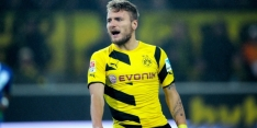 Immobile leidt Dortmund naar laatste acht in beker