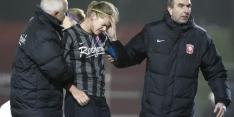 Jong Twente uit Jupiler League, vrouwenvoetbal in stichting