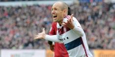 Robben bij 23 genomineerden voor Gouden Bal