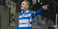 """Zwolle-spits Nijland: """"Ik heb staan juichen voor Groningen"""""""