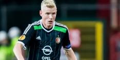 Feyenoord legt Woudenberg twee seizoenen langer vast