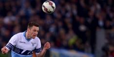 Lazio overklast Fiorentina en neemt plek drie over