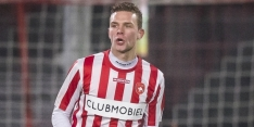 FC Oss legt Stuy van den Herik extra seizoen vast