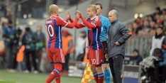 Robben traint weer voluit bij Bayern München