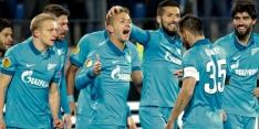 Zenit wint ruim bij Ural, ook Spartak Moskou juicht