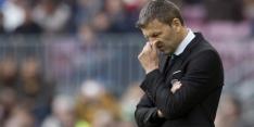 Córdoba neemt opnieuw afscheid van trainer