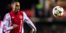 Ajacied El Azzouzi maakt seizoen af bij FC Twente