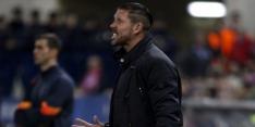 Atlético Madrid doet goede zaken in Spaanse beker