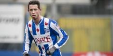 """Uth speelt tegen Feyenoord: """"Desnoods met pijnstillers"""""""