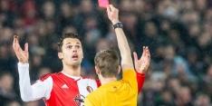 UEFA legt Feyenoorders Te Vrede en Mulder schorsing op