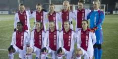 Ajax-vrouwen verliezen topper, Twente passeert
