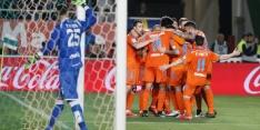 Valencia pakt ook op visite bij Elche drie punten