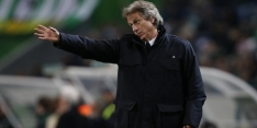 Club in crisis Benfica haalt trainer Jesus terug naar Lissabon