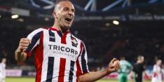 Transfervrije Ben Sahar van Willem II naar Israël