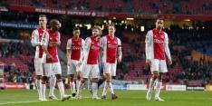 Ajax lijkt bezem flink door huidige spelersgroep te halen