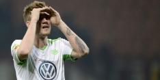 Wolfsburg legt Bendtner individueel programma op
