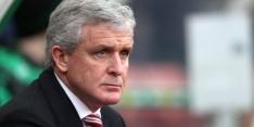 Stoke City zet Hughes op straat na drama in de FA Cup