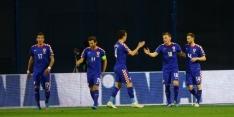 Internazionale-duo leidt Kroatië langs Israëliërs