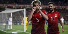 Groep I: Portugal weerstaat prachtige omhaal van Matic