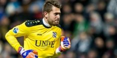 SC Heerenveen verlengt met Nordfeldt en Uth