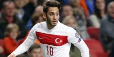 Turkije moeizaam langs Luxemburg, VVV'er helpt Letland