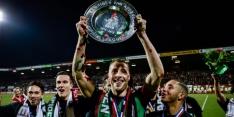 Officieel: NEC verkoopt Van Eijden aan Dinamo Moskou