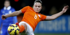 Oranje Leeuwinnen buigen in slotfase voor IJsland