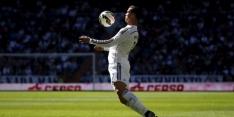 Real Madrid volgt goede voorbeeld Barça met winst