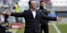 Almeria breekt na enkele maanden met coach Martínez
