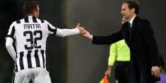 """Twee Andrea's vraagtekens bij Juventus: """"Het wordt lastig"""""""