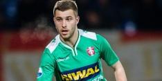 """Van Deelen tekent bij Cambuur: """"Snel terug naar Eredivisie"""""""