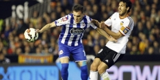 Deportivo maakt seizoen af met trainer Sánchez