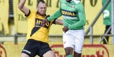 Van der Weg mist play-offs, blessure Seuntjens valt mee