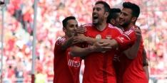 Benfica weer scherp aan aftrap en wint, Porto juicht ook
