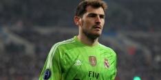 """Casillas looft Oblak: """"Hij was de held van de eerste helft"""""""