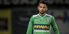 FC Dordrecht haalt Steenvoorden opnieuw bij selectie