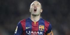 """Iniesta fit voor Champions League-finale: """"Het komt goed"""""""
