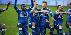 Oud-Groninger Pedersen schiet Gent verrassend aan kop