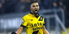 Transfer NAC-aanvaller Tighadouini naar Malaga beklonken
