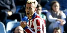 Atlético start met zege, Valencia morst meteen punten