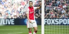 """El Ghazi traint met Manu en Cabral: """"Ajax weet ervan"""""""