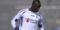 Fiorentina maakt seizoen af zonder belangrijke Babacar