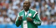 Bekritiseerde Keshi blijft bondscoach van Nigeria