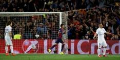 Barcelona wint ook thuis simpel van inspiratieloos PSG