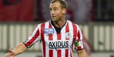 Van Boxel verruilt Sparta komende zomer voor FC Lisse