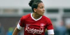 Twente-vrouwen winnen topper en doen weer mee
