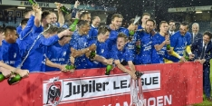 """Feest bij Eindhoven: """"Gaan nu echt voor de Eredivisie"""""""